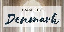 » Travel to Denmark / Travel inspiration for Denmark. Copenhagen. Tivoli Gardens. Nyhavn. Billund. Bornholm. Aarhus. Jutland. Interrailing. Europe. Student travel.