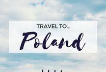 » Travel to Poland / Travel inspiration for Poland. Warsaw. Krakow. Wroclaw. Gdansk. Zakopane. Interrailing. Student travel. Europe.
