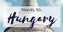 » Travel to Hungary / Travel inspiration for Hungary. Budapest. Danube. Lake Balaton.  Széchenyi Thermal Bath. Buda Castle. Fisherman's Baston. Interrailing. Student travel. Budget travel. Europe. Eurail.