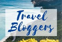 Faraway Travel Bloggers / A community of awesome travel bloggers from around the world sharing travel tips, guides and inspiration!   Rules: Only vertical pins. All pins must be travel related. Max 3 pins a day. Do not pin the same post more than once. Happy pinning!  Want to join the board? Follow @farawaylucy on Pinterest and email me (contact@farawaylucy.com) with your Pinterest URL and I'll add you!