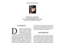 Artículos Alicia Cañellas