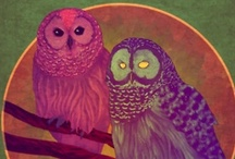 Owls / Yeah, I know, geeky. / by Pegatha