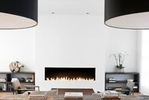 Fireplaces that Light Us Up!