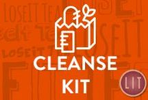 Cleanse Kit / North America's #1 Cleanse Kit for weight loss, energy, and glowing, healthier skin! All detox teas are 100% certified organic and come with a nutrition plan. Let our team of health experts support you on your weight loss journey and path to better health!