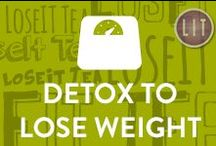 Detox to Lose Weight / Complete #organic detox to lose weight. A sustainable, long-term, healthy solution. Increased Energy   Glowing Skin   Nourishing Nutrition Plans.