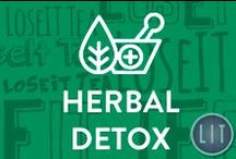 Herbal Detox & Healing Herbs / Since we are devoted to herbal detox programs and living a toxin-free lifestyle, on this board we share the natural healing herbal gifts that Mother Nature has given us in the form of plants, roots, leaves, and flowers.