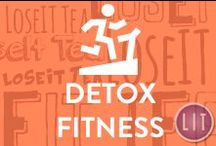 Detox Fitness / Awesome Exercises + Detox Fitness Tips! Looking for fun and effective exercises? Then you'll love this board. We're bringing fitness to you and showing you how to get results while moving your body safely.