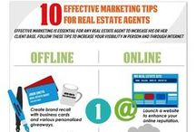 Real Estate Infographics / Lots of fun infographics for real estate agents!
