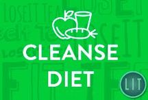 Cleanse Diet / Are you looking for a cleanse diet that is healthy and tasty? We pin LIT approved delicious dishes on a regular basis! Turn any plain dish into a mouth-watering healthier option that will WOW your taste buds.