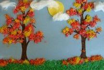 Autumn days / Ideetjes in het BC Herfst. / by Jolien Bes