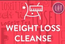 Weight Loss Cleanse / A weight loss cleanse is not about starving yourself. Nourish your mind, your body, and your vital organs to maximize fat burning and create a healthy metabolism.