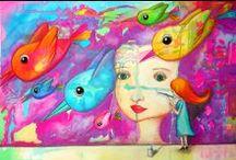Mis Ilustraciones ... / Ilustración Infantil