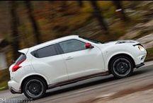 Nissan Juke Nismo 4WD / Le foto della nostra prova su strada della Nissan Juke Nismo 4WD
