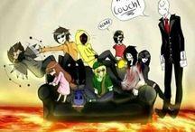 ~creepypasta family~ / The Creepypasta Family
