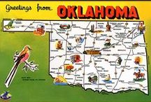 Oklahoma Love / For those that live, work, and play in the great state of Oklahoma! Invite your fellow Okie pinners and share the southern love.  / by Sugar Sisters