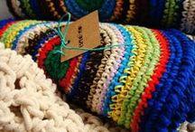 Jogo americano em crochet