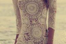 Saídas de praia crochet