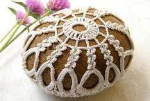 Handmade / Crochet handmade mainly; other DIY ideas