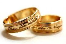 Wedding - Ślub / Obrączki ślubne Wedding rings