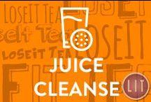 Juice Cleanse / Superfood Juice Cleanse + Green Juices + Fruit Juices + Detox Juices!