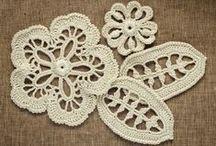 Crochet Motifs / Motifs, patterns, technique, tips, tutorials and instruments for crochetting