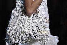 Crochet Bags / Crochetted bags, sacks, rucksacks, clutches, handbags, purses