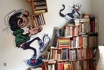 Beautiful Bookshelves / Inspiration for your next bookcase.