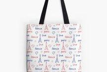 Tote bags / Tote bag designs