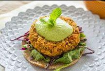 Συνταγές για χορτοφάγους - vegeterian food