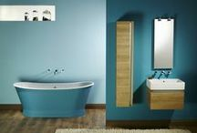 Spa style bathrooms / Chill out and relax, create a luxurious spa style bathroom in your own home