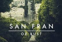San Francisco, Here We Come! / by Assemble Shop