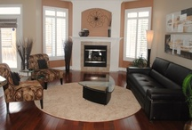 Decorating - Living Rooms/Family Rooms / by ♥ @ Home Decorating~Sharon Christie