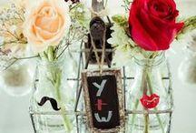 Bodas DECOLORES/ Wedding decoration by DECOLORES 2013 / Primera empresa venezolana especializada en decoración vintage y creativa. Decoramos historias.   Caracas - Venezuela. Instagram: @decoloresvzla facebook.com/decoloresvzla / by Decolores