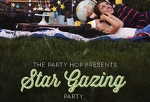 Star Gazing Party Blog Hop / Star Gazing Party Blog Hop: DIY Projects, Recipes and Fun How-To Ideas for a Lovely Summer Party, curated by @saraschmutz . #partycrafts #kidscrafts #kids #party #summer #projects #diy #recipes