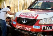 "TECHO + DAKAR 2014 / Check the action of TECHO in the ""Race to overcome poverty"" / by TECHO.org"