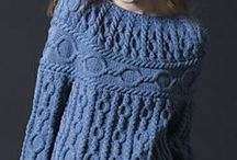 Knitting - Sweaters, Coats and Jackets / by Colleen Lahey