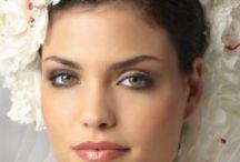 Wedding Make-up & hair / Joli maquillage de mariée
