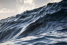 The deep / The Sea ...