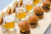Snack per feste / Cibo, snack, bibite e idee affascinanti per future feste e aperitivi