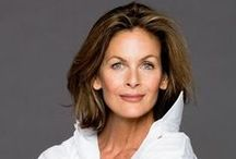 The Mature Woman - 40+ / Hairstyles, Make-Up, Beauty Tips and Fashion for the Mature Woman. 40's +
