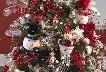 Christmas Trees & Tree Toppers  / Stunning Christmas Trees & Tree Toppers