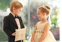 Flowergirls & Pageboys / Flowergirl and Pageboy Fashions