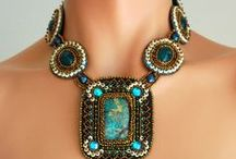 """""""Beautiful Accesories From My Collection and Others"""" / I love beautiful accesories in many different style and colors."""