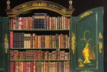 Libros, bibliotecas, más libros / Sobre libros y literatura