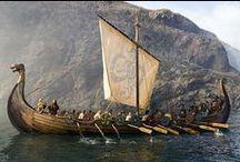 Vikingos / Ropas y objetos vikingos que me voy encontrando. Me sirven de documentación y de inspiración. Y para disfrutar mirándolos, claro...