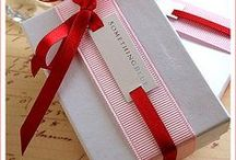 Pretty Packaging / Wrap a parcel