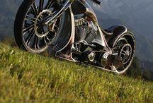 Custom Choppers en andere te gekke machines!!!! / Crazy ideas forum bikes and shit