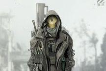Cyborg - Human