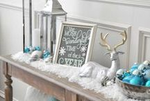 Christmas Inspiration / Holiday decorating at it's best