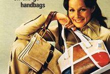 1970's handbag / 1970's handbag